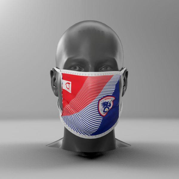 mascherina Rugby Rovigo Delta