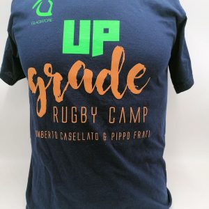 T-shirt in cotone Upgrade Rugby